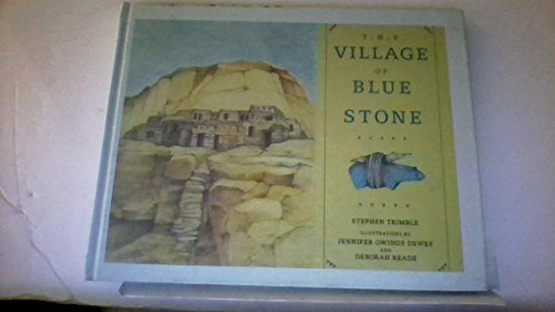 9780027895018: The Village of Blue Stone