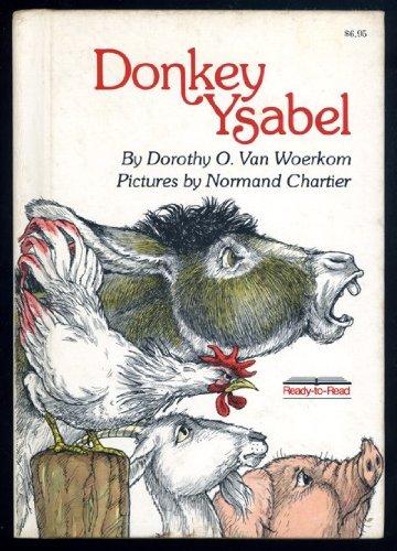 9780027912807: Donkey Ysabel (Ready-To-Read)
