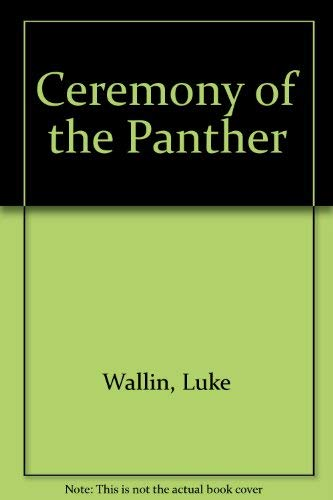 9780027923100: Ceremony of the Panther