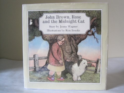 9780027924701: John Brown, Rose, and the Midnight Cat