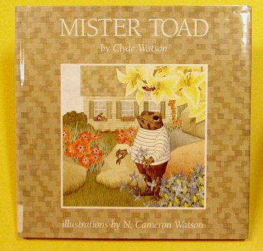 Mister Toad: Watson, Clyde