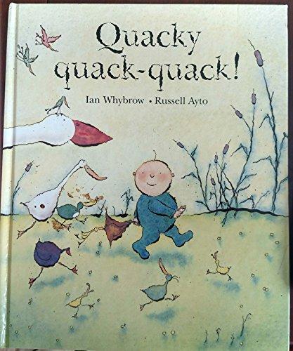 9780027927412: Quacky Quack-Quack!