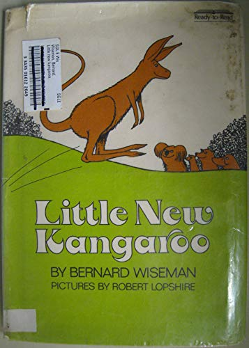 9780027932201: Little New Kangaroo (Ready-to-Read)