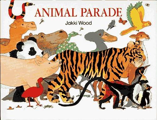 9780027933949: Animal Parade