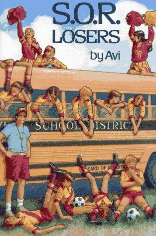 S.O.R. Losers: Avi (Author)