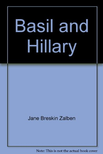 9780027937206: Basil and Hillary