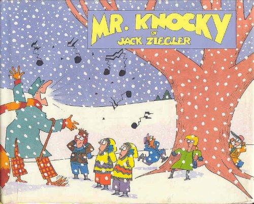 9780027937251: Mister Knocky