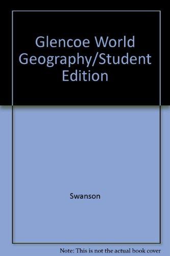 9780028000794: Glencoe World Geography