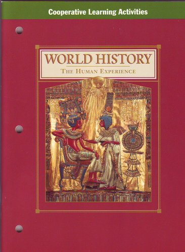 9780028002088: World History: The Human Experience: Cooperative Learning Activities (TEACHER'S EDITION)