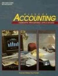9780028002590: Accounting  concepts/ Procedures / Applications  Teacher Edition Advance Course Second Edition