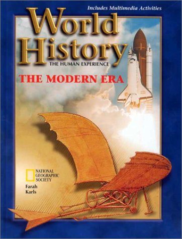 9780028003979: World History: The Human Experience : The Modern Era