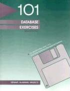 9780028007489: 101 Database Exercises Text-Workbook