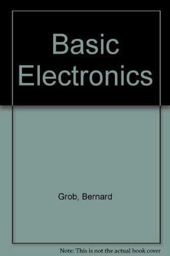 9780028007601: GROB BASIC ELECTRONICS