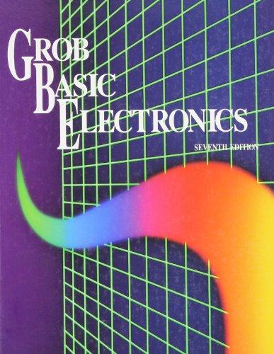 9780028007625: Grob Basic Electronics