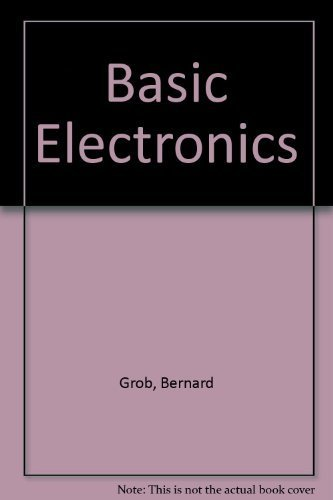 9780028007717: Grob Basic Electronics