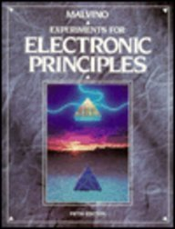 Experiments for Electronic Principles (0028008472) by Malvino, Albert Paul