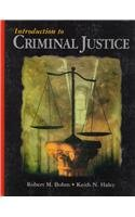 9780028009117: Introduction to Criminal Justice
