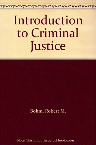 9780028009131: Introduction to Criminal Justice