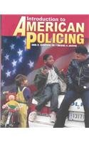 9780028009155: Introduction to American Policing
