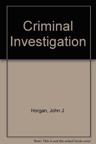 9780028009292: Criminal Investigation