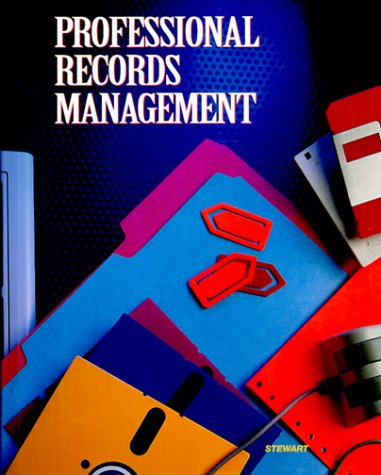 9780028010281: Professional Records Management
