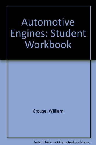 Automotive Engines: William Harry Crouse,