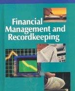 9780028011035: Financial Management & Recordkeeping