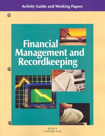 9780028011080: Financial Management and Recordkeeping: Activity Guide and Working Papers II