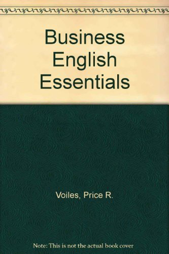 9780028012353: Business English Essentials