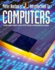9780028013183: Peter Norton's Introduction to Computers/Book and Disk