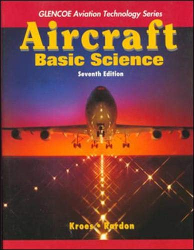 9780028018140: Aircraft Basic Science (Aviation Technology Series)