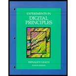 9780028018249: Experiments in Digital Principles