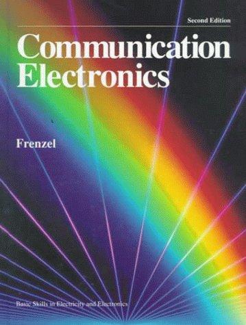 9780028018423: Communication Electronics (Basic Skills in Electricity & Electronics)