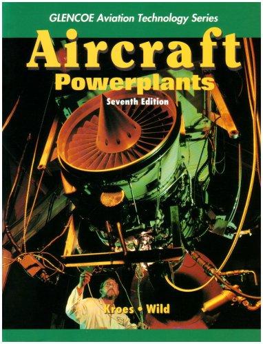 9780028018744: Aircraft Powerplants (Aviation Technology Series)