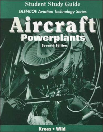 9780028018751: Aircraft: Powerplants, Student Study Guide