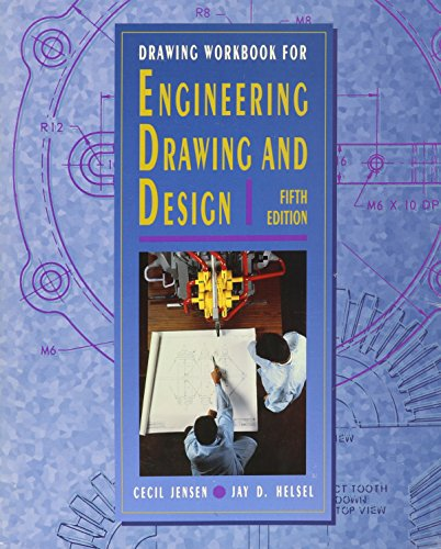 9780028018812: Engineering Drawing and Design, Workbook