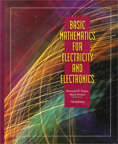 9780028018942: Basic Mathematics for Electricity and Electronics