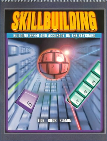 9780028019352: Skillbuilding Building Speed And Accuracy On The Keyboard 2e Student Text