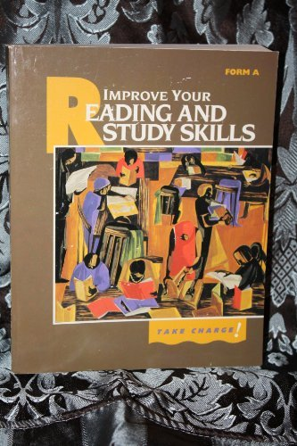 9780028020273: Improve Your Reading and Study Skills