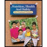 9780028020891: Nutrition, Health, and Safety for Preschool Children