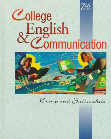 9780028021683: College English and Communication