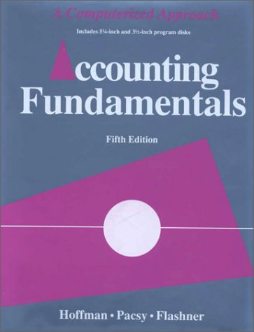9780028024752: Accounting Fundamentals