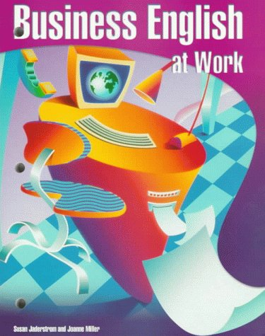 9780028025384: Business English at Work