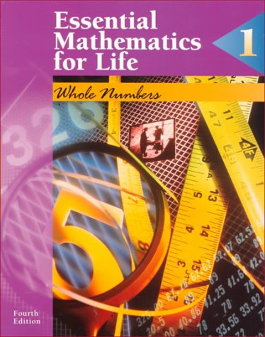 9780028026084: Essential Mathematics for Life Series