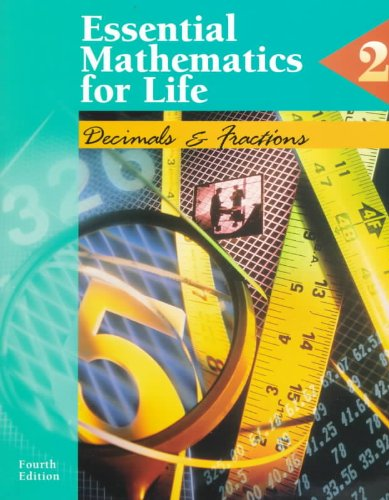 9780028026091: Essential Mathematics for Life: Book 2 : Decimals and Fractions (Essential Mathematics for Life Series)