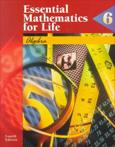 9780028026121: Essential Mathematics for Life (Essential Mathematics for Life Series)