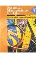 9780028026152: Essential Mathematics for Life: Book 7 : Review of Whole Numbers Through Algebra (Essential Mathematics for Life Series)