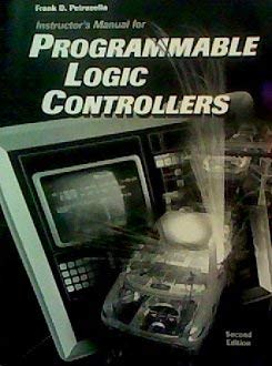 9780028026633: Instructor's Manual: Im Programmable Logic Controllers