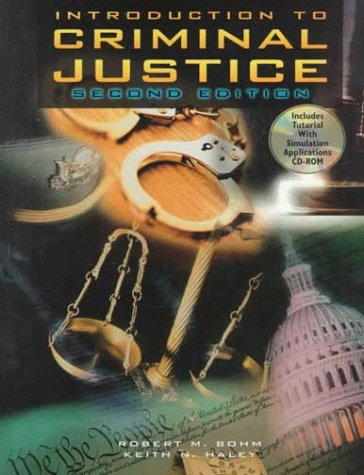 9780028028309: Introduction to Criminal Justice