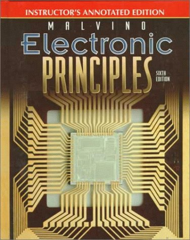 9780028028385: Malvino Electronic Principles